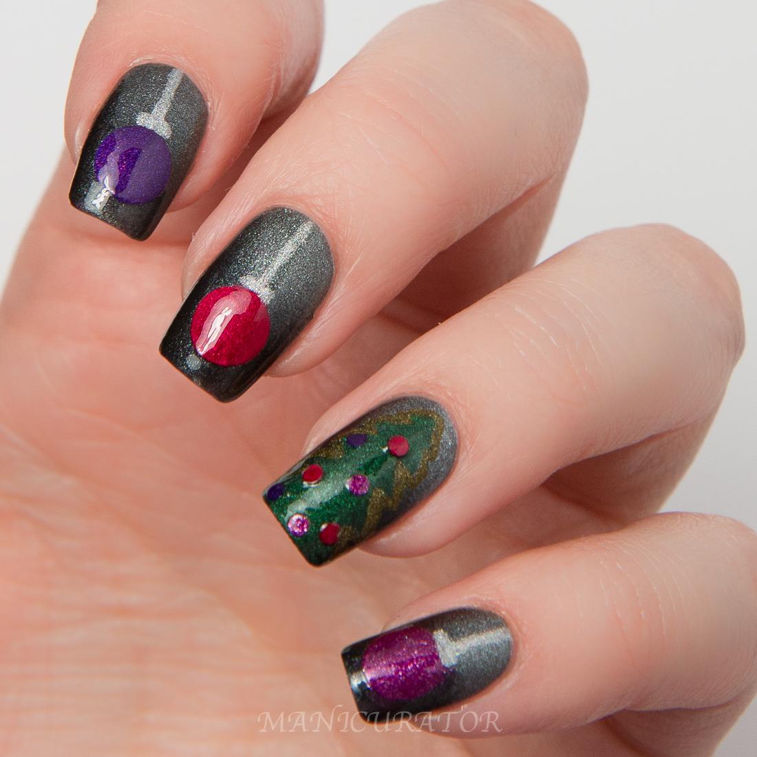 zoya-matte-velvet-holiday-nail-art