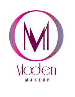 Moden Makeup logo www.modenmakeup.com