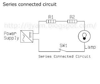 Series Connected Circuit