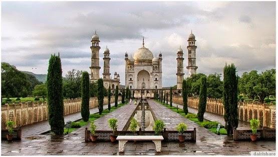 Anda Pasti Tidak Tahu Sebenarnya Di India Ada 2 Taj Mahal