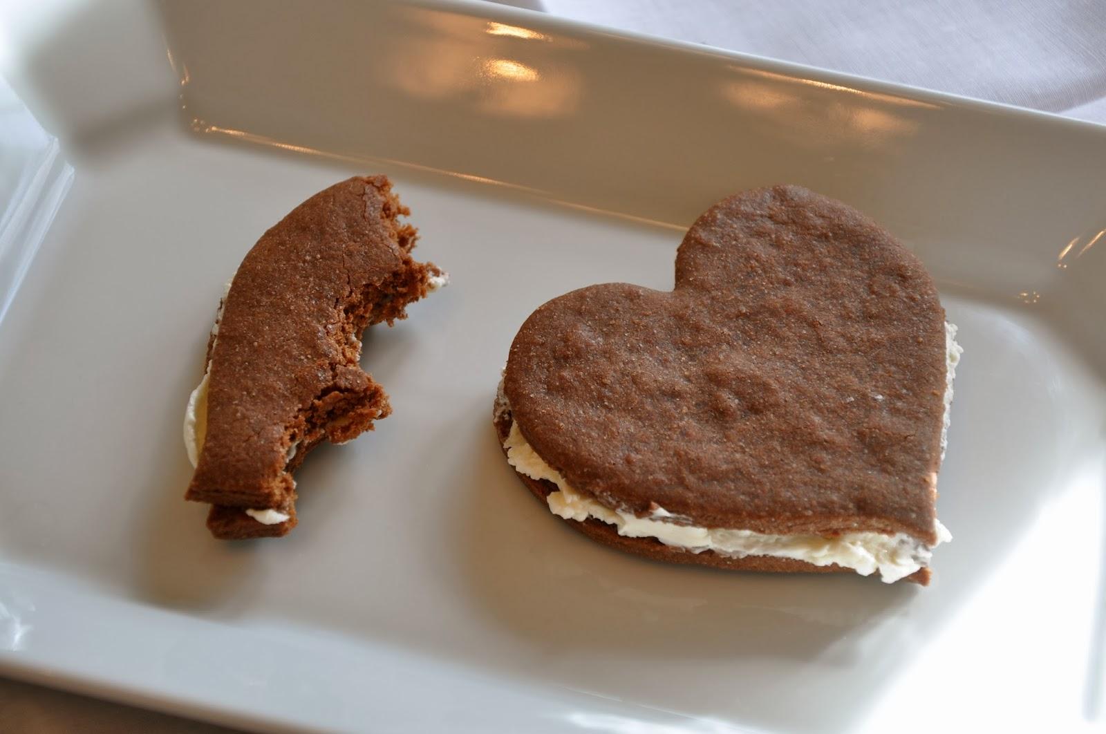 Brownie Cookie Sandwiches