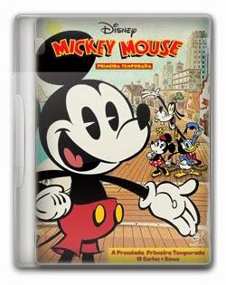 Mickey Mouse – 1ª Temporada Completa