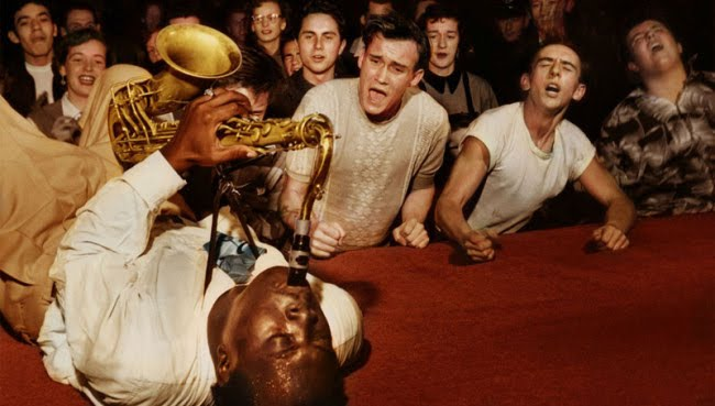 Big Jay McNeely, Olympic Auditorium, 1953.