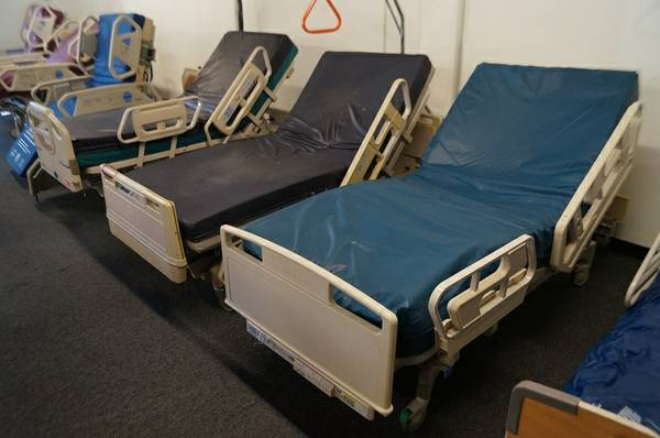 Wide Hospital Beds For Home Use
