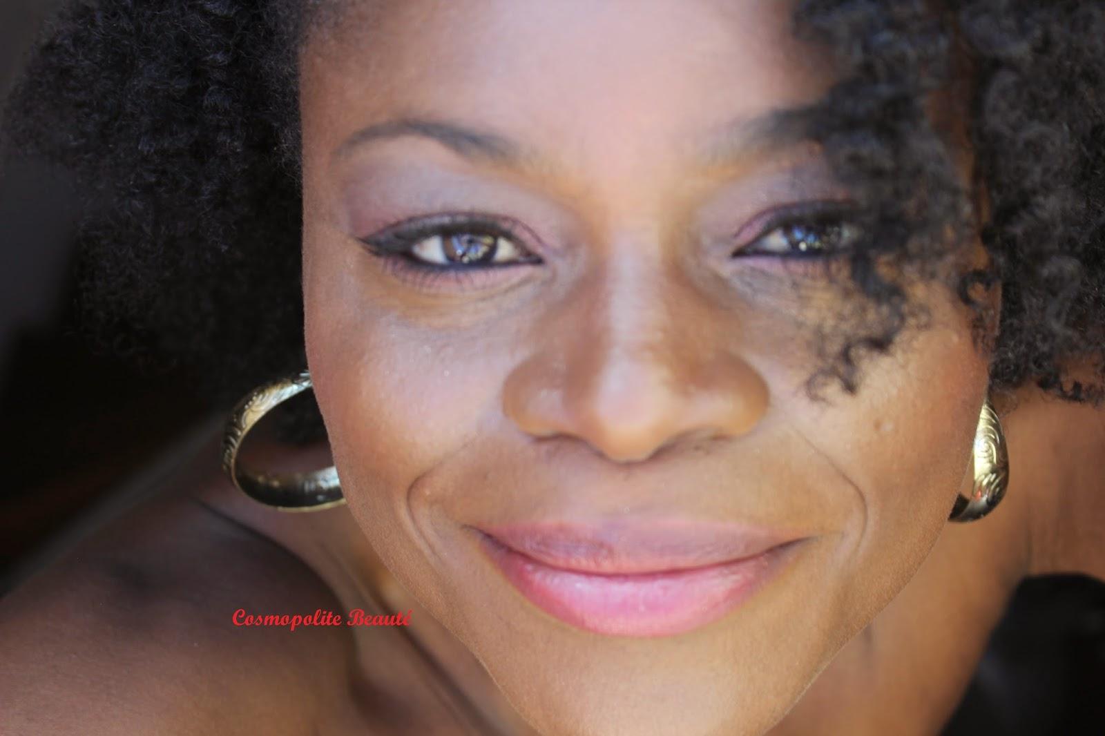 femme noire, black beauty, nappy, naturalista, make up, maquillage, chaussures, bala bosté, louis vuitton, revlon, ysl, urban decay, gemey, UNE, l'oréal, sleek