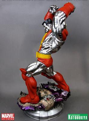 Kotobukiya Marvel Colossus X-Men Danger Room Fine Art