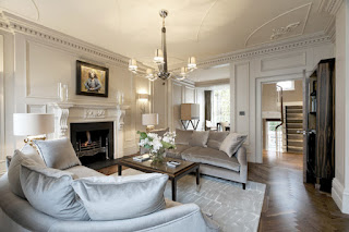luxury furniture home interior design and exclusive apartment property home of London UK
