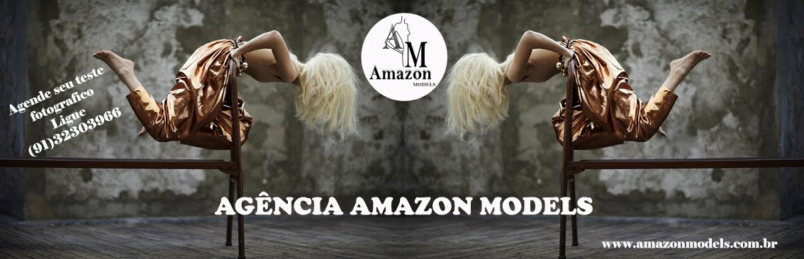 Agência de Modelos de Belém  Amazon Models