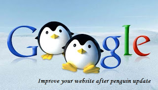 Improve your website after penguin update