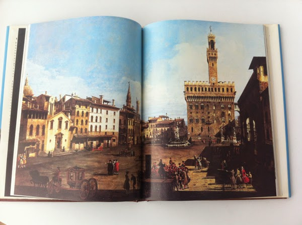 Old Book About Florence