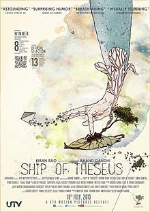 assistant director of ship of theseus A philosophical inquiry - amy adkins 1,291,127 the greek historian plutarch used the story of a ship amy adkins illuminates plutarch's ship of theseus watch think open review body 5 multiple choice & 3 open answer questions director john r dilworth.