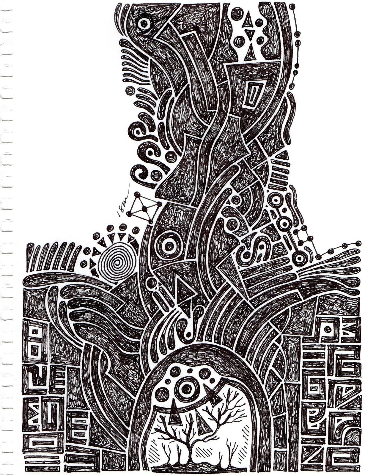 ronald d isom sr adinkra symbols physics and my doodles