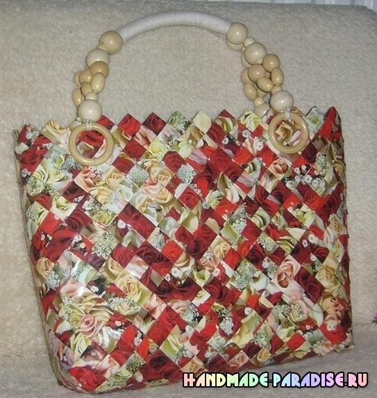 Модные сумки из журналов