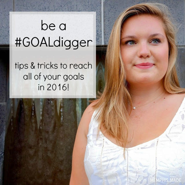 Tips and tricks to reach your goals in 2016