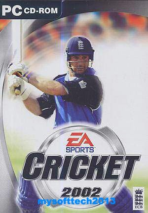 EA cricket 2002 images, EA cricket 2002 free download Full game for pc