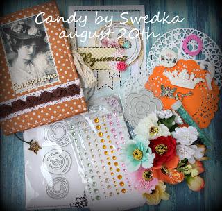 Конфетка от Swedka