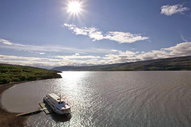 Egilsstaðir : Islande de L'Est