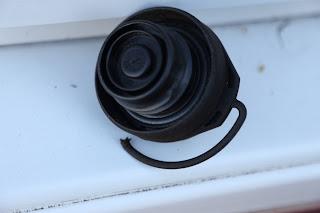 Porsche 911 Leaking Petrol Cap - Rubber Seal Perished