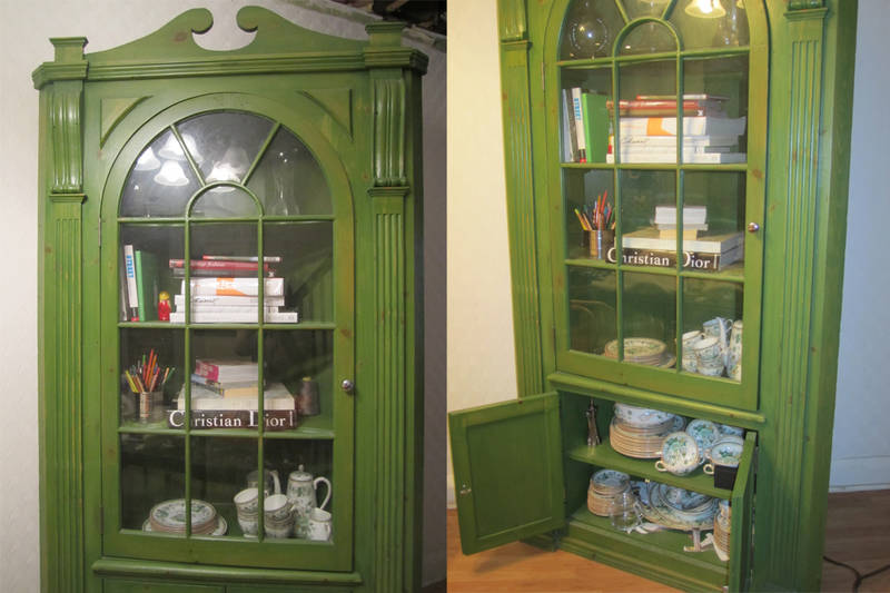 Sorry about the wonky pics but that's the way - Suburban Retreat: SELLNG ON  KIJIJI. Antique Corner Cabinet For Sale ... - Antique Corner Cupboard For Sale Antique Furniture