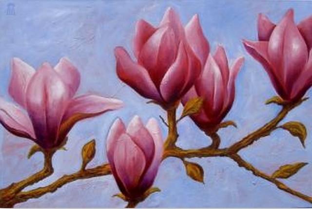 Pintura moderna y fotograf a art stica arte cuadros de - Pintar un cuadro moderno ...