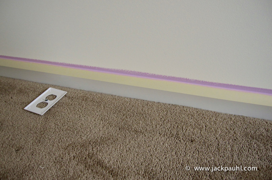 Avoiding Picture Framing When Painting