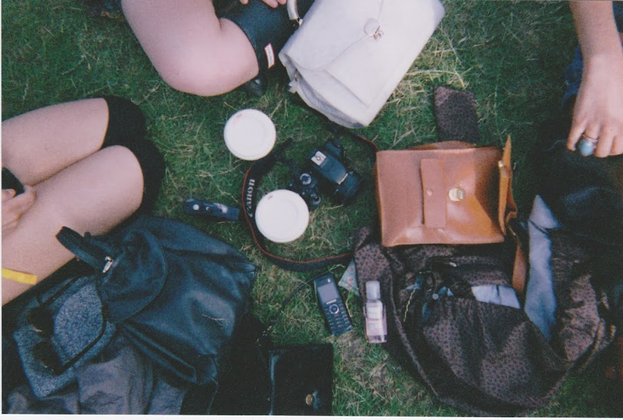 disposable camera photo