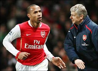 En Arsenal quieren el regreso de Thierry Henry