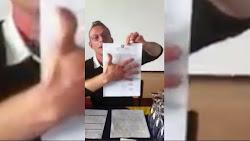 """VIDEO: """" MI AVETE INFRANTO UN SOGNO """""""