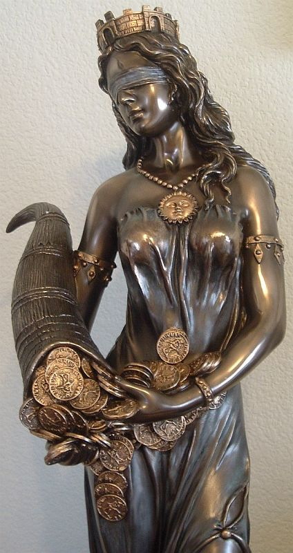 diosa fortuna