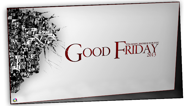 His(Jesus) Body ,Broken for You... Good Friday wallpaper