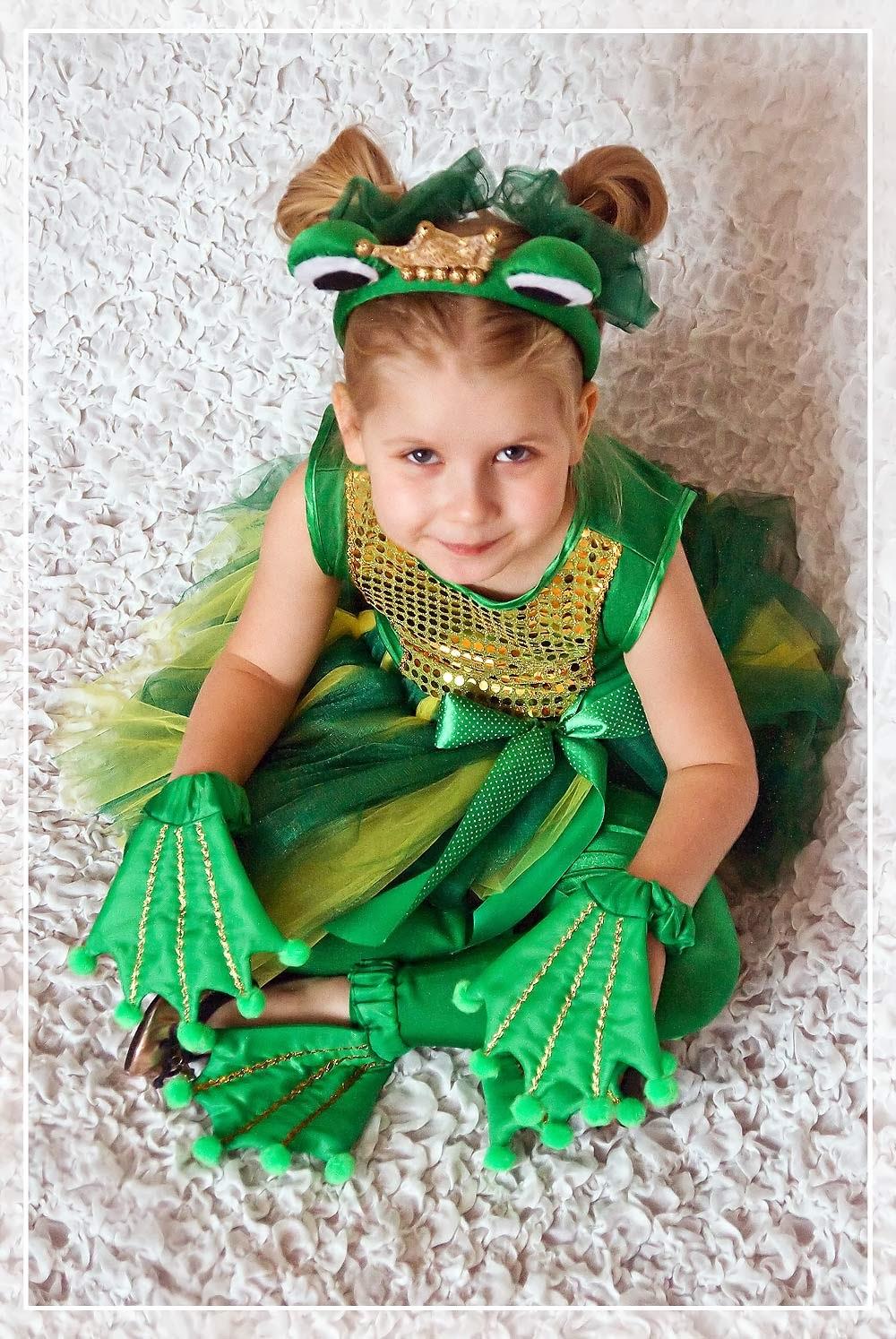 Костюм лягушки своими руками для взрослого
