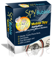 Stealth GPS Tracking,SpyBubble,Android
