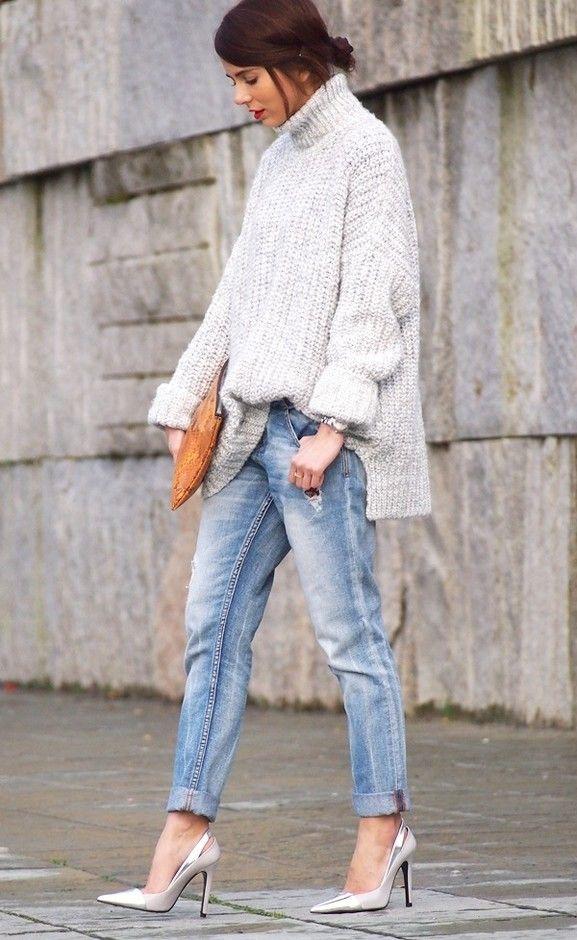 Modern Fall / Winter Trend – Cozy Sweaters