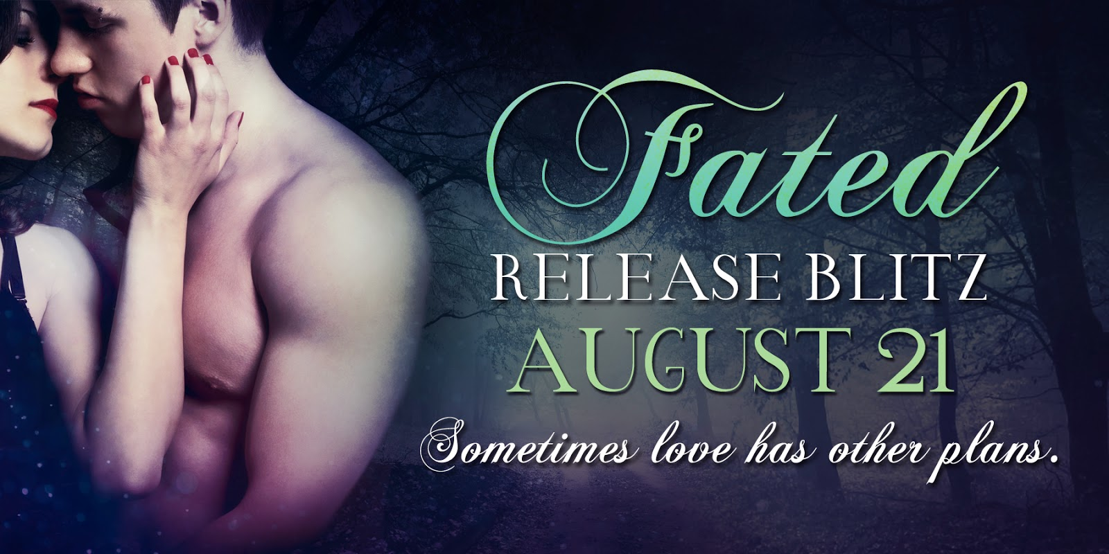 Release Blitz: Fated