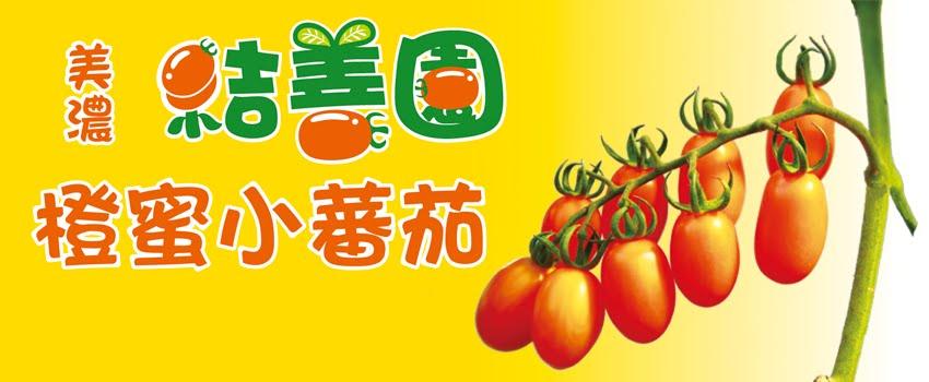 結善園橙蜜小番茄
