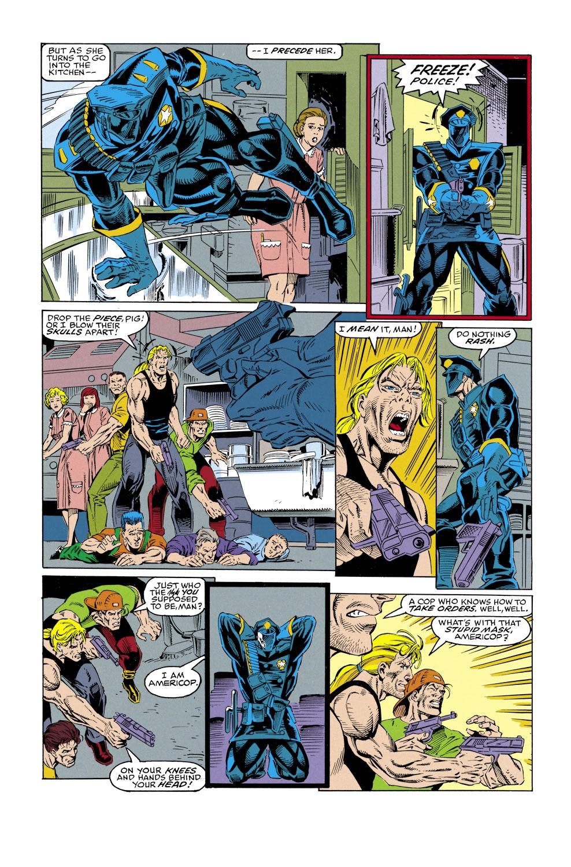 Captain America (1968) Issue #428 #378 - English 9