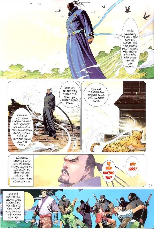 Phong Vân chap 627 Trang 4 - Mangak.info