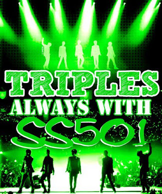 SS501 TRIPLE S COLOMBIA ~♥~.