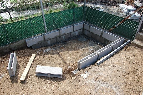 Un zoo en casa diciembre 2015 for Como hacer un estanque de hormigon
