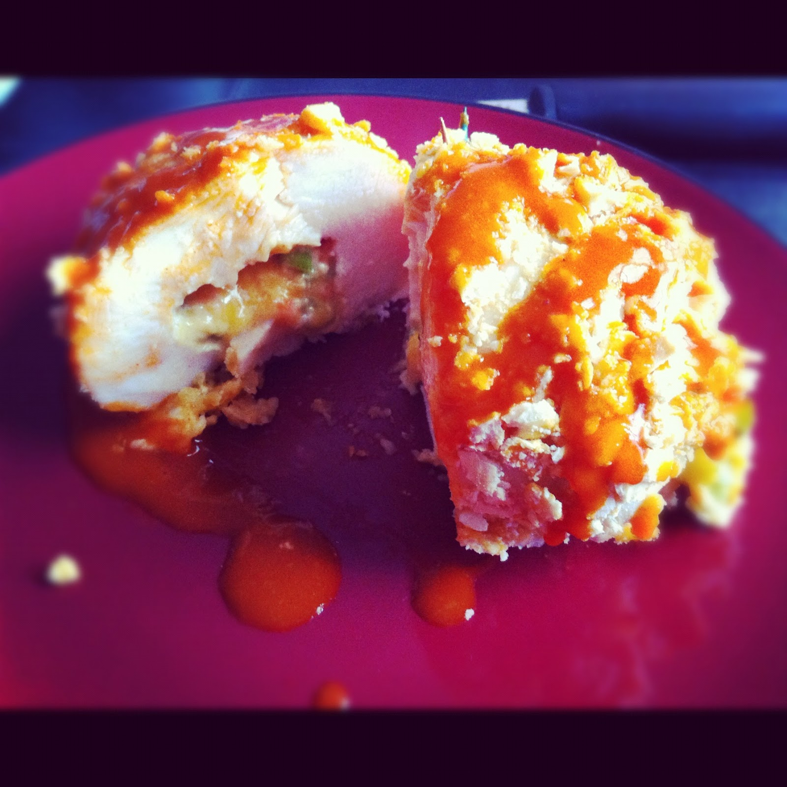 Na-vigating a Cl-uttered K-itchen: Stuffed Buffalo Chicken ...