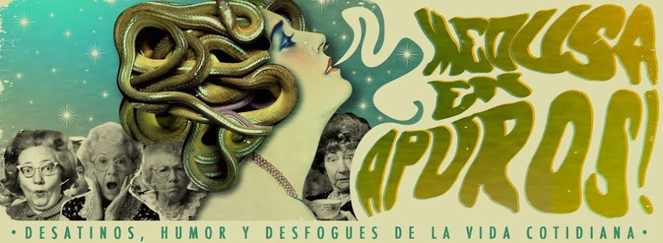 Medusa en Apuros