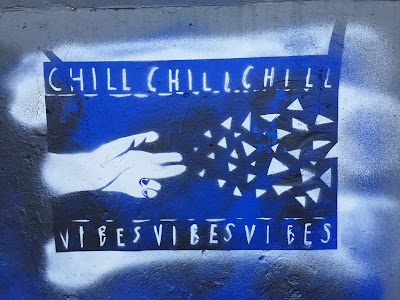 Under the University Bridge: Chill, Chill, Chill
