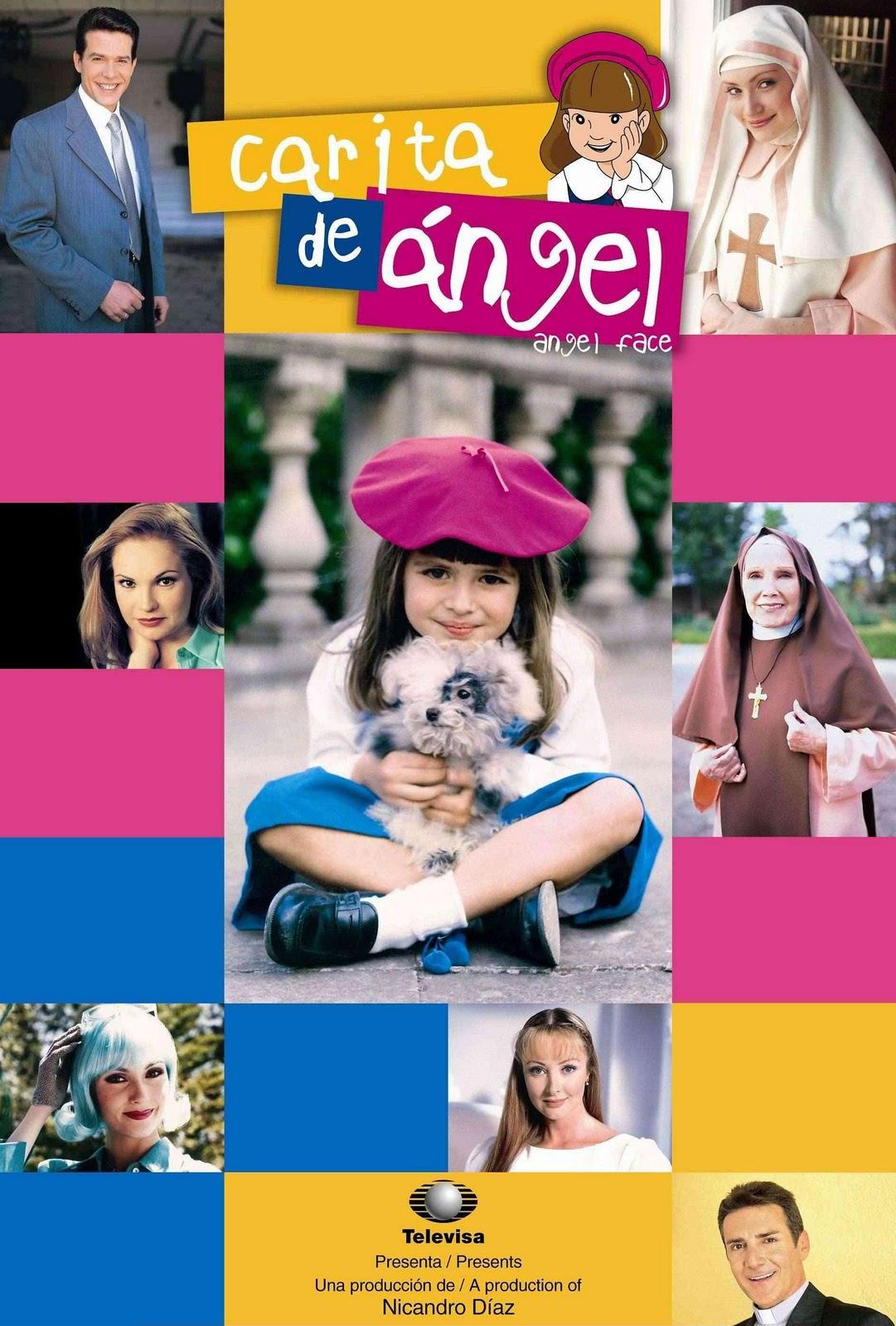 Carita de Angel - Ingerasul toate episoadele