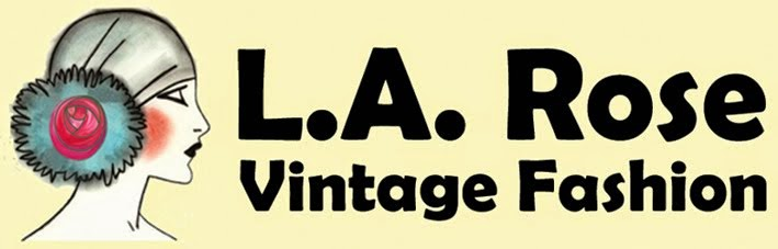 L.A. Rose Vintage Fashion | Los Angeles Vintage Clothing Store