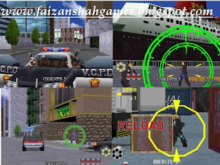 Virtua cop 2 play online