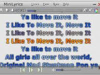 MiniLyrics_7.6.31 Full Version