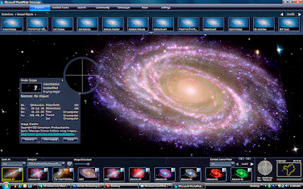 Explore the Universe with Telescope Software