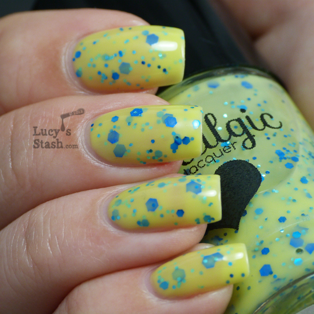 Lucy's Stash - Nostalgic Lacquer The Brain