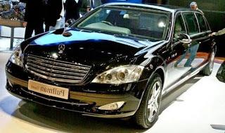 Mobil Mewah Kepresidenan Jokowi Ini, Harganya Mencapai 7,4 Miliar