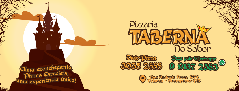 Pizzaria e Restaurante Taberna do Sabor